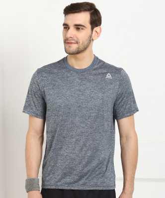 1742213f9 Reebok Tshirts - Buy Reebok Tshirts @Min 40% Off Online at Best Prices In  India | Flipkart.com