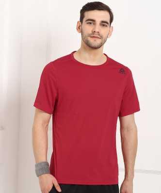 067c1266 Reebok Tshirts - Buy Reebok Tshirts @Min 40% Off Online at Best ...