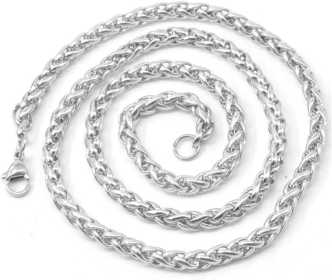 Silver Chains - Buy Silver Chains Necklaces online at Best
