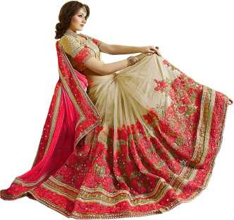 dc2369b5c9a5bd Mirror Work Sarees - Buy Mirror Work Sarees online at Best Prices in India  | Flipkart.com