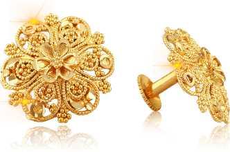 c5e0cf64be1b1 Earrings - Buy Earrings Online For Women/Girls at Best Prices In ...