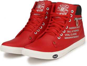 3b4394ab207 High Tops Shoes - Buy High Tops Shoes online at Best Prices in India ...