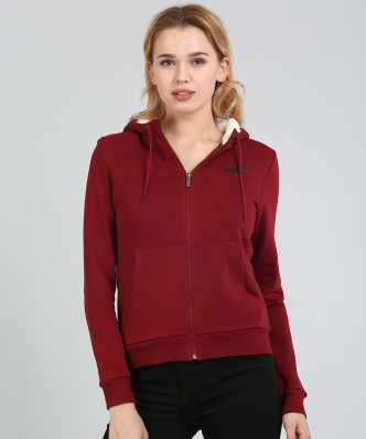 0f627330aa6 Sweatshirts - Buy Sweatshirts / Hoodies for Women Online at Best ...
