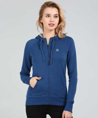 634e3d6aad5343 Sweatshirts - Buy Sweatshirts / Hoodies for Women Online at Best Prices in  India
