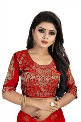 5b072b5be98df Blouse Material - Buy Blouse Material Online at Best Prices In India ...