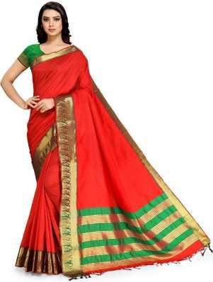 7d81f1ca5bd4f Handloom Sarees - Buy Handloom Silk Cotton Sarees online at best ...