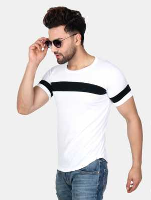 White T-Shirts - Buy White T-Shirts Online at Best Prices In India ... 63015d035