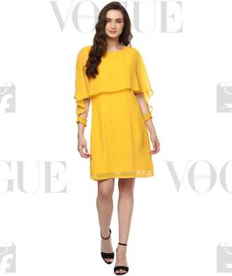 e1535b16221 Ruffle Dress - Buy Ruffles Dresses Online at Best Prices In India ...