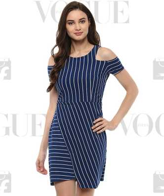 5995c72a678 Knee Length Dresses - Buy Knee Length Dresses Online at Best Prices In  India