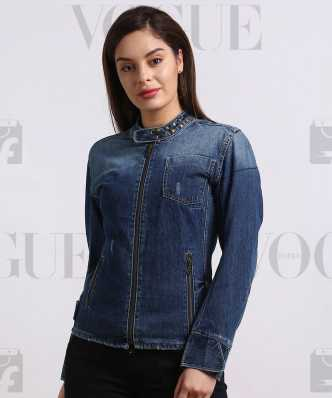 0ba13f0e9ea Denim Jackets - Buy Jean Jackets for Women   Men online at best ...