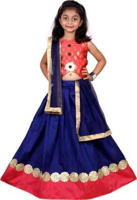 e945976dfe96 Lehenga Cholis for Girls - Buy Girls Lehenga Cholis Online In India ...