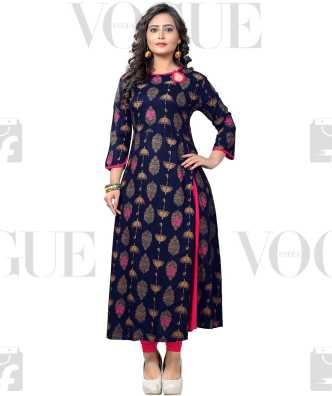 af1d10c2d Designer Kurtis - Buy Stylish Designer Kurtis Online at Best Prices ...
