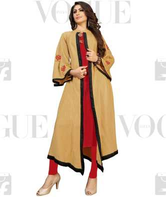 c2830e40a63 Woolen Kurtis - Buy Woolen Kurtis online at Best Prices in India ...