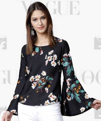 35cae688e17708 Tops - Buy Women s Tops Online at Best Prices In India