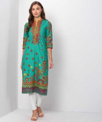 15c4aa5f4e0e Biba Kurtis & Kurtas - Buy Biba Kurtas Online at Best Prices in India |  Flipkart.com