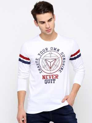 d7002795a T Shirts Online - Buy T Shirts at India's Best Online Shopping Site