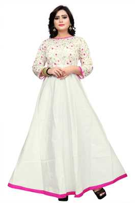 d47f18a5f52e White Gowns - Buy White Gowns Online at Best Prices In India ...