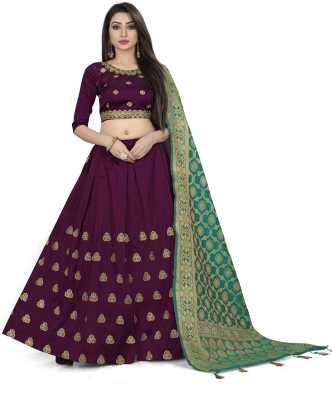 9a4a4b30b3d Lehenga Below 1000 - Buy Lehenga Below 1000 online at Best Prices in India