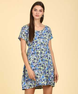 908395531d Floral Dresses - Buy Floral Print Dresses Online at Best Prices In ...