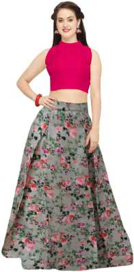 Brilliant Colourful Long Skirt Size Small Attractive Appearance Skirts Women's Clothing
