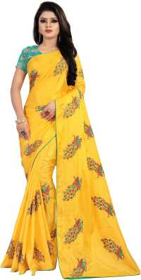 619b26ece Pure Silk Sarees - Buy Pure Silk Sarees Online at Best Prices In ...