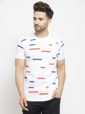 243b4bbe Round Neck T Shirts for Men's Online at Best Prices In India ...