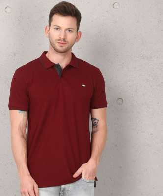 a8d221ab38627 Polo T-Shirts for men s - Buy Mens Polo T-Shirts Online at Best Prices In  India