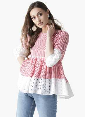 a7ae681d268 Party Tops - Buy Latest Party Wear Tops Online at Best Prices In ...