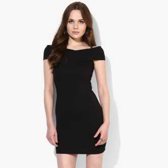 81b28986a64 Off the Shoulder Dress - Buy Off the Shoulder Dresses Online at Best ...