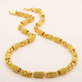 2d63718a7d56f Necklaces - Buy Chains/Necklaces Online (गले का हार) at Best ...