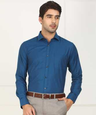 f93c25d4b37 Formal Shirts For Men - Buy men s formal shirts online at Best ...