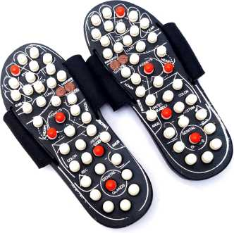 9b1f32c2ed9 Acupressure Slippers - Buy Acupressure Slippers online at Best Prices in  India