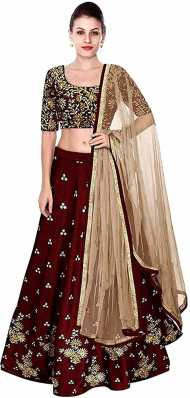 3f565819c Lehenga Below 500 - Buy Lehenga Below 500 online at Best Prices in ...