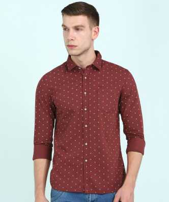 9307c09962a Cotton Shirts - Buy Cotton Shirts Online at Best Prices In India ...