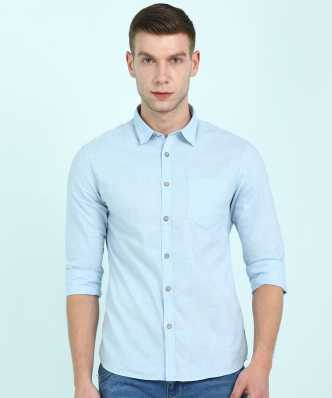 Cotton Shirts Buy Cotton Shirts Online At Best Prices In India