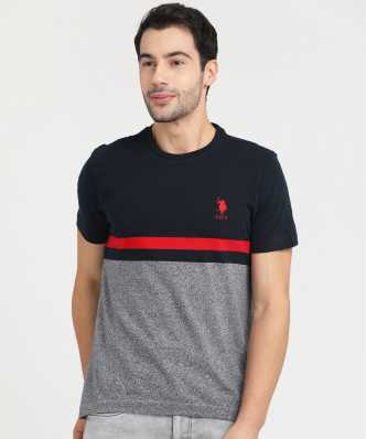 9a478355 U S Polo Assn Tshirts - Buy U S Polo Assn Tshirts Online at Best Prices In  India | Flipkart.com