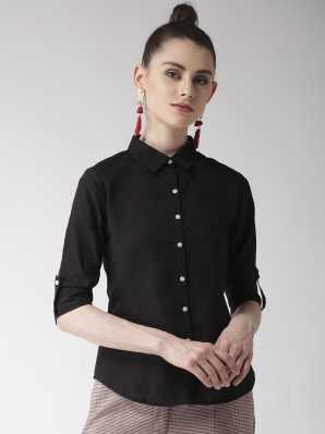 a6bc3a6f209d Women's Shirts Online at Best Prices In India|Buy ladies' shirts ...