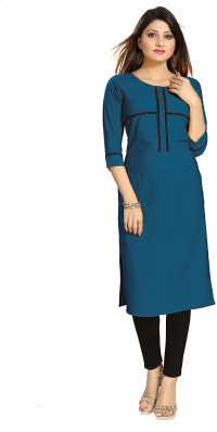8e872a3a82f Straight Kurtis - Buy Straight Kurtas Online at Best Prices In India ...
