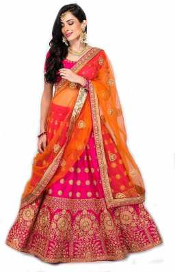 77cc2e215 Lehenga Below 1000 - Buy Lehenga Below 1000 online at Best Prices in ...