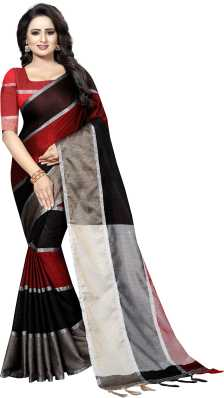 ec70f3d1b0 Jute Sarees - Buy Jute Silk Sarees Online at Best Prices In India ...