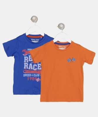 aedba3c21b18 Polos & T-Shirts For Boys - Buy Kids T-shirts / Boys T-Shirts ...