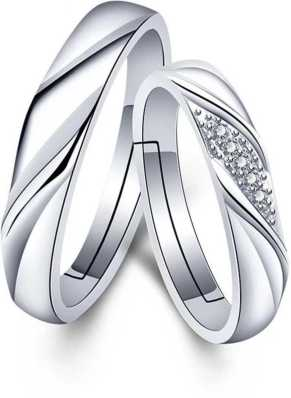 Love Couple Rings Buy Fancy Love Rings Designs Online At Best