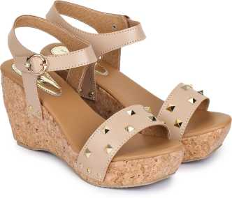 cacffcdfb1 Women's Wedges Sandals - Buy Wedges Shoes Online At Best Prices In India -  Flipkart.com