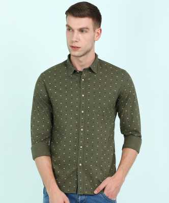 60535e09756 Cotton Shirts - Buy Cotton Shirts Online at Best Prices In India ...