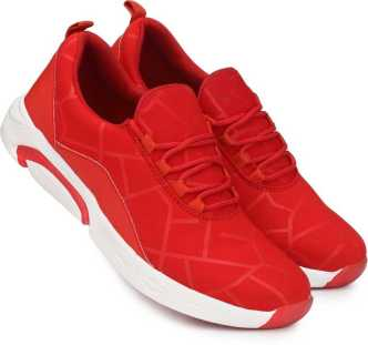 newest 444b1 ae345 Red Sneakers - Buy Red Sneakers online at Best Prices in India ...