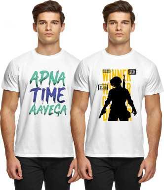 9ca5915aee Apna Time Aayega T Shirts - Buy Apna Time Aayega T Shirts online at ...