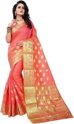36a997c57c5 Golden Saree - Buy Golden Colour Sarees Online at Best Prices In India