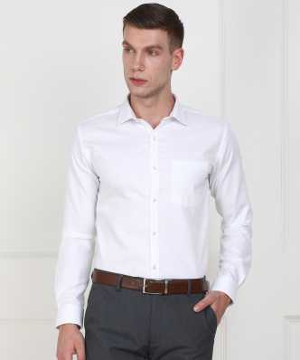 c97303641be Formal Shirts For Men - Buy men s formal shirts online at Best Prices in  India