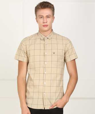 a8af7d1e Linen Shirts - Buy Linen Shirts online at Best Prices in India ...