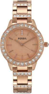 77606b584 Fossil Rose Gold Watches - Buy Fossil Rose Gold Watches online at Best  Prices in India | Flipkart.com